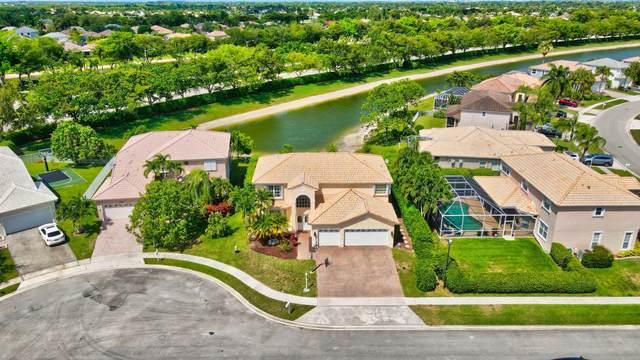 21798 Sugarberry Circle, Boca Raton, FL 33428 (#RX-10720038) :: Michael Kaufman Real Estate
