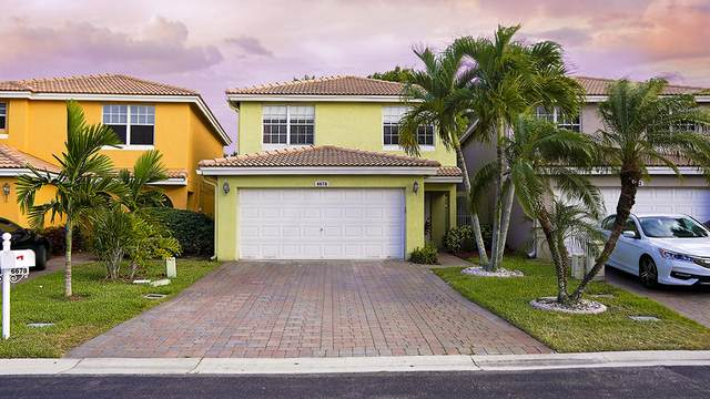 6678 Duval Avenue, West Palm Beach, FL 33411 (#RX-10720110) :: Michael Kaufman Real Estate