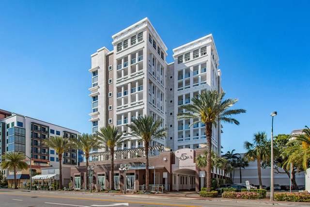 455 E Palmetto Park Road 8E, Boca Raton, FL 33432 (#RX-10720118) :: Baron Real Estate
