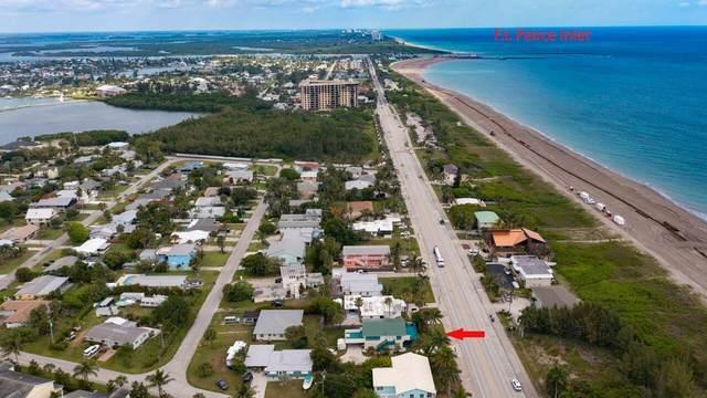 1145 S Ocean Drive, Fort Pierce, FL 34949 (#RX-10720241) :: Michael Kaufman Real Estate