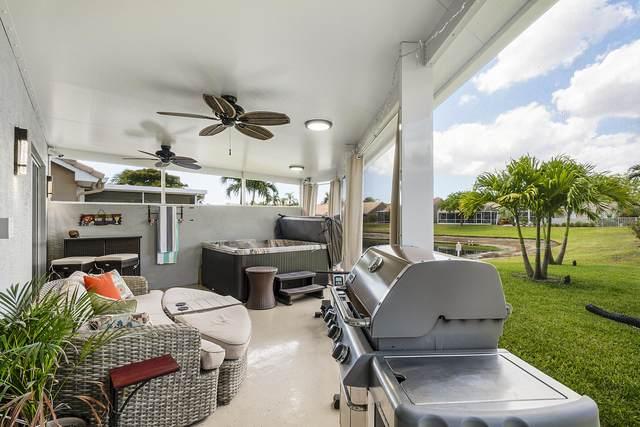 5446 Grande Palm Circle, Delray Beach, FL 33484 (#RX-10720378) :: Michael Kaufman Real Estate