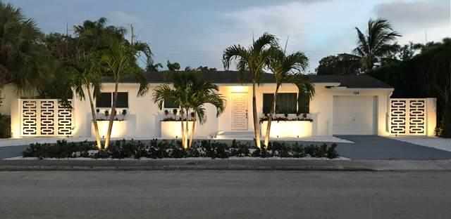 124 Gregory Place, West Palm Beach, FL 33405 (#RX-10720404) :: Michael Kaufman Real Estate