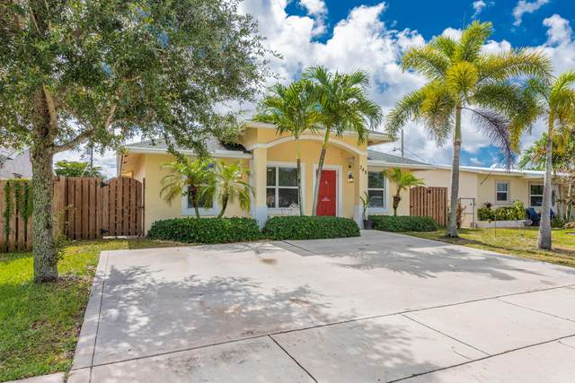348 Martin Avenue, Greenacres, FL 33463 (#RX-10720474) :: Michael Kaufman Real Estate