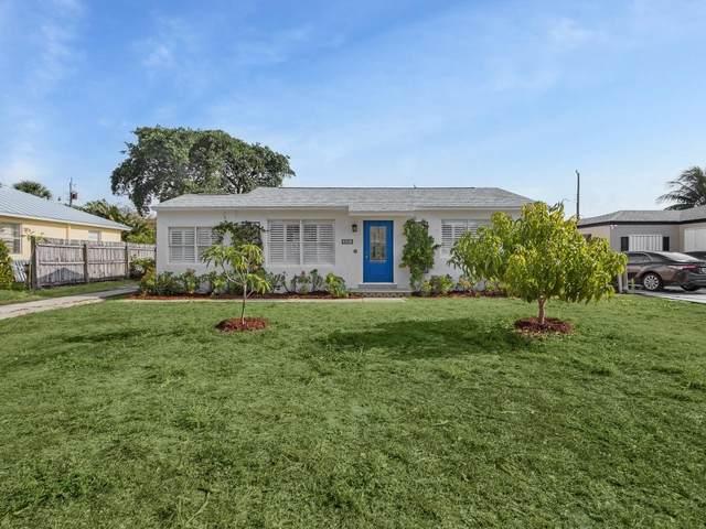 337 Orange Way, West Palm Beach, FL 33405 (#RX-10720527) :: Michael Kaufman Real Estate