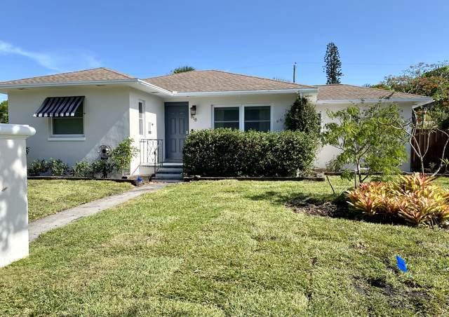 818 Forest Hill Boulevard, West Palm Beach, FL 33405 (#RX-10720543) :: Michael Kaufman Real Estate
