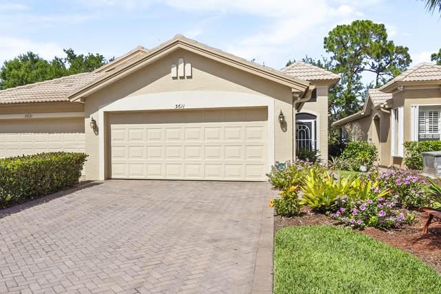 3611 NW Willow Creek Drive, Jensen Beach, FL 34957 (MLS #RX-10720617) :: The Paiz Group