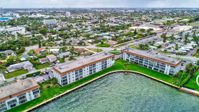 410 Wilma Circle #403, Riviera Beach, FL 33404 (#RX-10720707) :: DO Homes Group