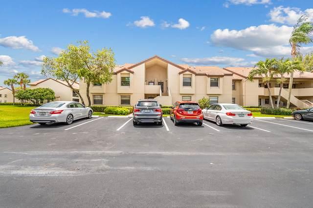 6067 Parkwalk Drive, Boynton Beach, FL 33472 (#RX-10720730) :: Michael Kaufman Real Estate