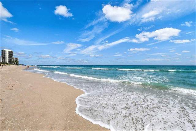 3600 N Ocean Drive #123, Riviera Beach, FL 33404 (#RX-10720755) :: Treasure Property Group