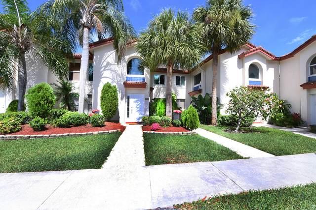 460 NW Nw 67 Th Street L103, Boca Raton, FL 33487 (#RX-10720972) :: The Reynolds Team | Compass