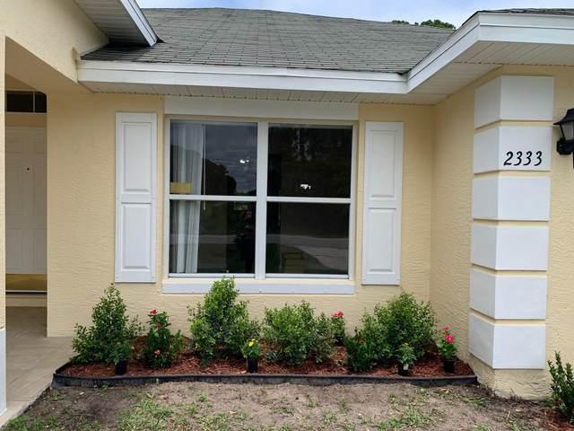 2333 Jupiter Boulevard SW, Palm Bay, FL 32908 (MLS #RX-10721047) :: Castelli Real Estate Services