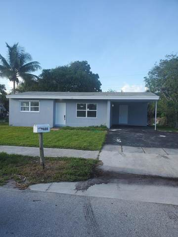 406 SW 9th Street, Delray Beach, FL 33444 (#RX-10721129) :: Michael Kaufman Real Estate