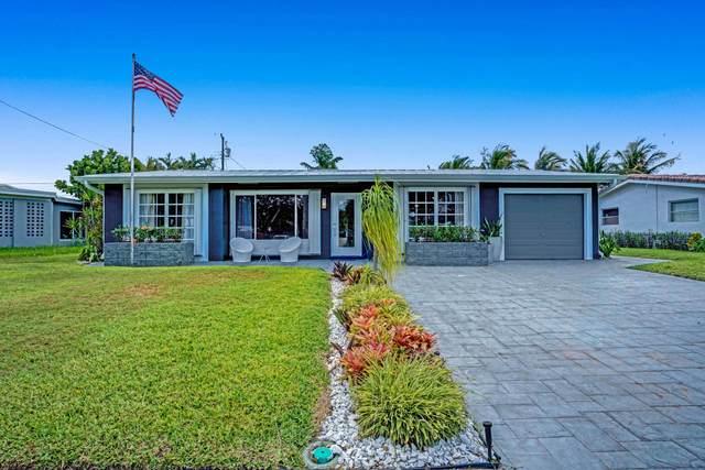 808 SE 16th Street, Deerfield Beach, FL 33441 (MLS #RX-10721338) :: Castelli Real Estate Services