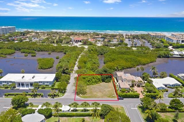 Lot H E Ibis Isle Road, Palm Beach, FL 33480 (#RX-10721498) :: Ryan Jennings Group