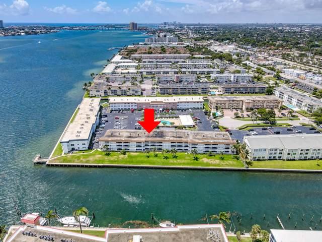 111 Shore Court 110-C, North Palm Beach, FL 33408 (MLS #RX-10721548) :: Castelli Real Estate Services