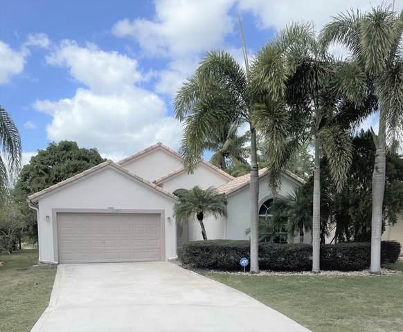 1527 Carriage Brooke Drive, Wellington, FL 33414 (#RX-10721574) :: Michael Kaufman Real Estate