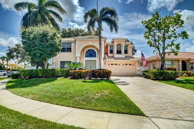 6113 Royal Birkdale Drive, Lake Worth, FL 33463 (#RX-10721615) :: Michael Kaufman Real Estate