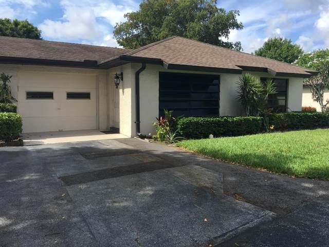 4757 Greentree Way B, Boynton Beach, FL 33436 (#RX-10721684) :: The Power of 2 | Century 21 Tenace Realty