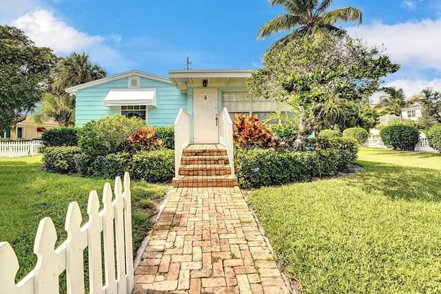 21 NW 2nd Street, Delray Beach, FL 33444 (#RX-10721725) :: Michael Kaufman Real Estate