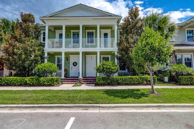 1114 Sweet Hill Dr Drive, Jupiter, FL 33458 (MLS #RX-10721905) :: Castelli Real Estate Services