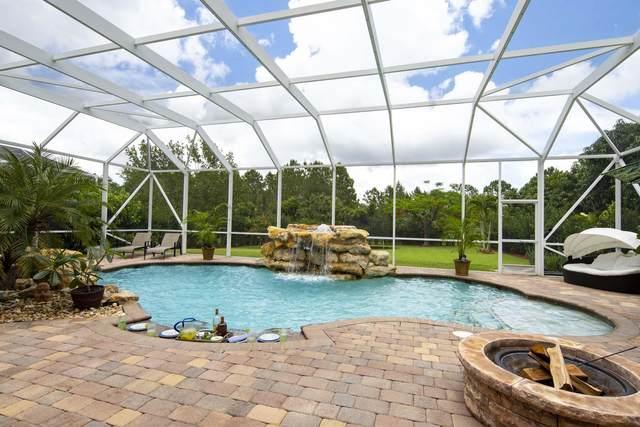 5553 SW Bellflower Court, Palm City, FL 34990 (#RX-10721970) :: Michael Kaufman Real Estate