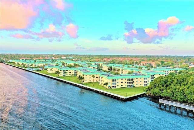 15 Colonial Club 301 Drive #301, Boynton Beach, FL 33435 (#RX-10721981) :: DO Homes Group
