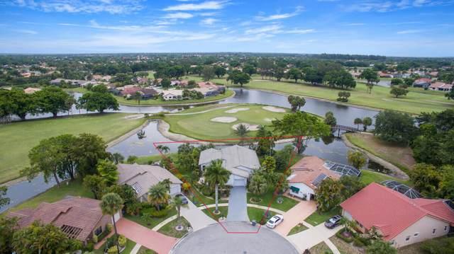 19527 Sea Pines Way, Boca Raton, FL 33498 (#RX-10722001) :: Posh Properties