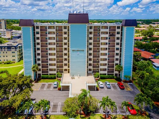 9101 W Sample Road #805, Coral Springs, FL 33065 (MLS #RX-10722041) :: Berkshire Hathaway HomeServices EWM Realty