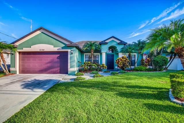 6124 NW Ginger Lane, Port Saint Lucie, FL 34986 (#RX-10722301) :: Michael Kaufman Real Estate