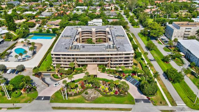 1401 S Ocean Boulevard #1040, Boca Raton, FL 33432 (#RX-10722312) :: Posh Properties