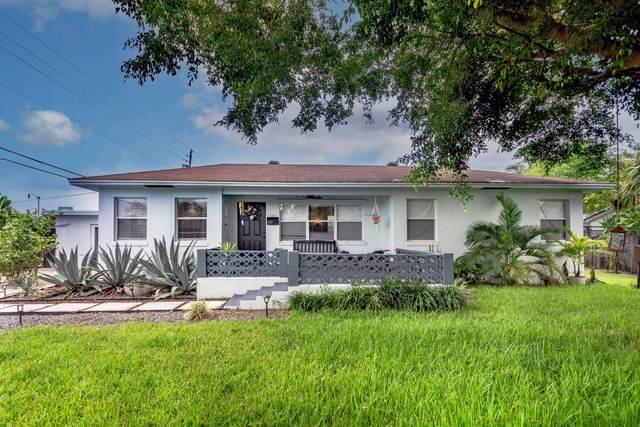 389 Churchill Road, West Palm Beach, FL 33405 (#RX-10722330) :: Michael Kaufman Real Estate