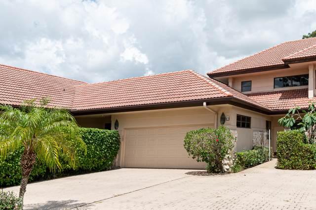 1111 Sand Drift B Way B, West Palm Beach, FL 33411 (#RX-10722601) :: Posh Properties