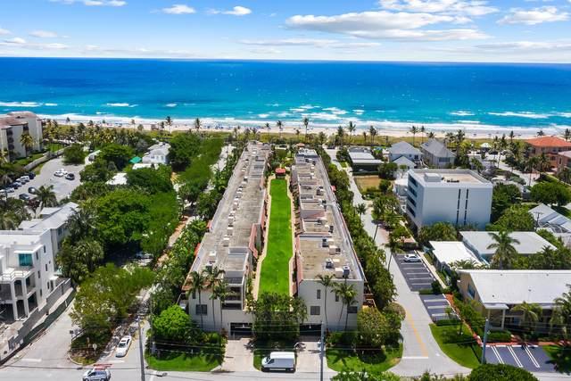 200 S Ocean Boulevard A-109, Delray Beach, FL 33483 (#RX-10722804) :: Ryan Jennings Group