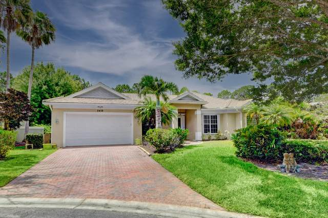 2438 SW Carriage Place, Palm City, FL 34990 (#RX-10722821) :: The Power of 2 | Century 21 Tenace Realty