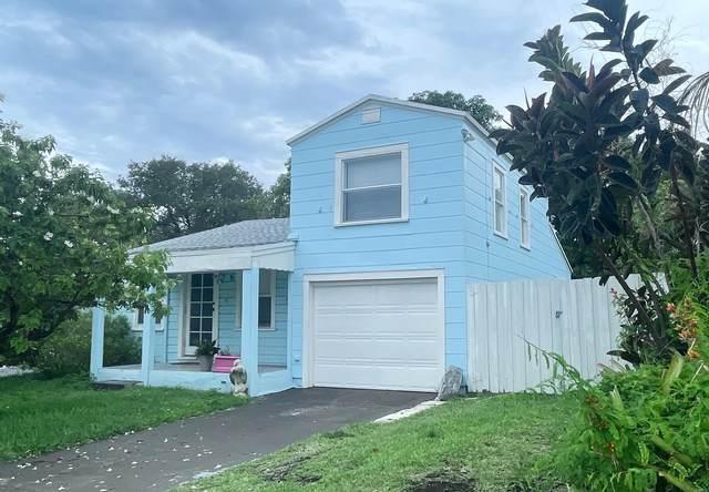 15 S C Street, Lake Worth Beach, FL 33460 (#RX-10722824) :: Michael Kaufman Real Estate