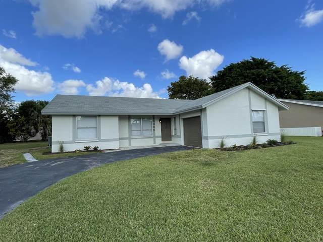 19305 Liberty Road, Boca Raton, FL 33434 (#RX-10722825) :: Posh Properties