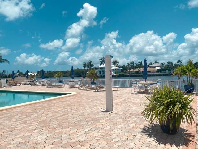 650 Snug Harbor Drive G109, Boynton Beach, FL 33435 (#RX-10722916) :: Michael Kaufman Real Estate
