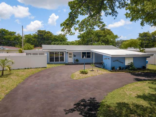 407 S 57th Terrace, Hollywood, FL 33023 (MLS #RX-10723344) :: Berkshire Hathaway HomeServices EWM Realty