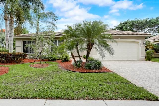 8931 Majorca Bay Drive, Lake Worth, FL 33467 (MLS #RX-10723621) :: Castelli Real Estate Services