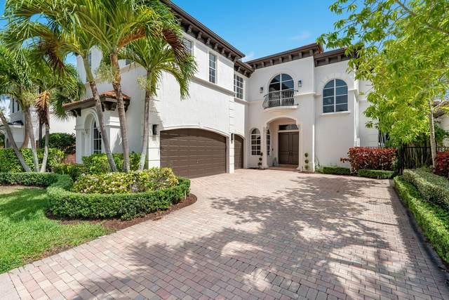 6221 Via Venetia N, Delray Beach, FL 33484 (#RX-10723822) :: Michael Kaufman Real Estate