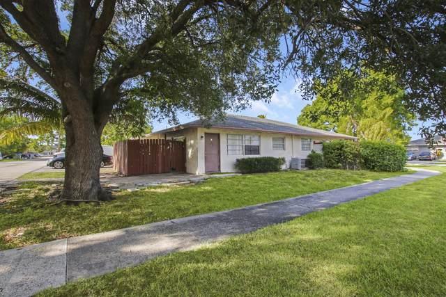 3105 NW 3rd Avenue 3-106, Pompano Beach, FL 33064 (MLS #RX-10723864) :: Castelli Real Estate Services