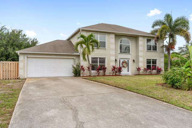 4272 SW Paley Road, Port Saint Lucie, FL 34953 (#RX-10724225) :: The Power of 2 | Century 21 Tenace Realty