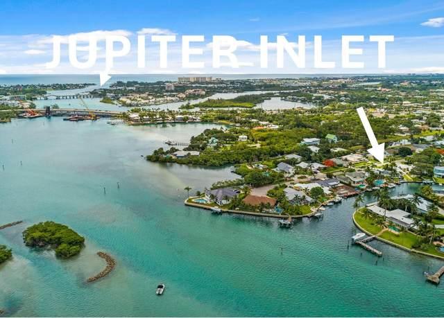 950 Marlin Drive, Jupiter, FL 33458 (MLS #RX-10724540) :: The DJ & Lindsey Team