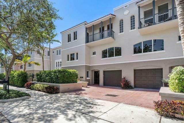 462 E Boca Raton Road, Boca Raton, FL 33432 (MLS #RX-10724808) :: Castelli Real Estate Services