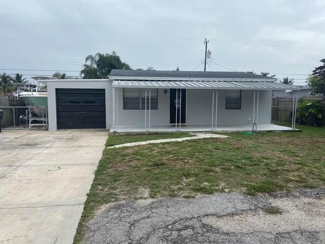 3214 Vassallo Avenue Avenue, Lake Worth, FL 33461 (#RX-10724857) :: Baron Real Estate