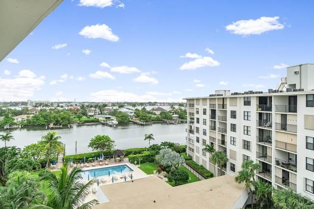 3545 S Ocean Boulevard #716, South Palm Beach, FL 33480 (#RX-10724875) :: The Reynolds Team   Compass