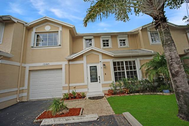 12165 SW 50th Street, Cooper City, FL 33330 (MLS #RX-10724950) :: THE BANNON GROUP at RE/MAX CONSULTANTS REALTY I