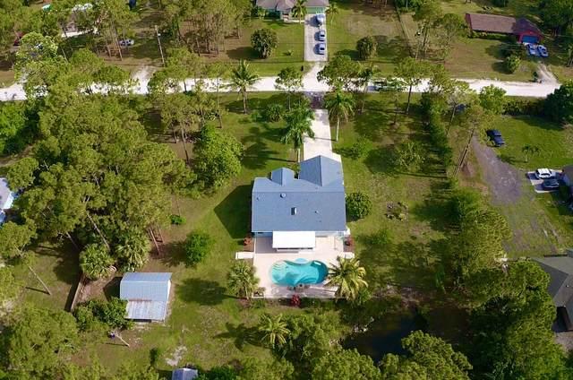 16665 86th Street N, Loxahatchee, FL 33470 (#RX-10725441) :: Michael Kaufman Real Estate