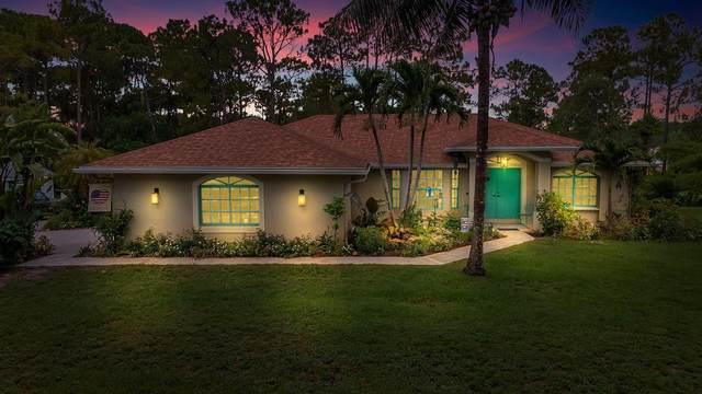 13425 78th Place N, The Acreage, FL 33412 (#RX-10725505) :: Michael Kaufman Real Estate