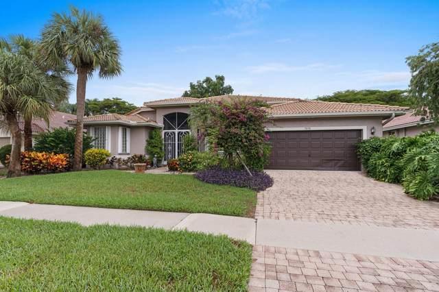 7050 Falls Road E, Boynton Beach, FL 33437 (#RX-10725635) :: The Power of 2 | Century 21 Tenace Realty